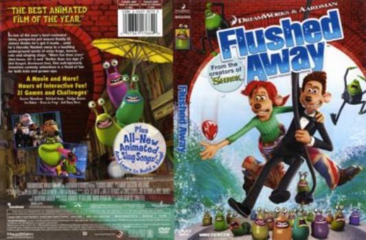 103 Flushed Away 2006