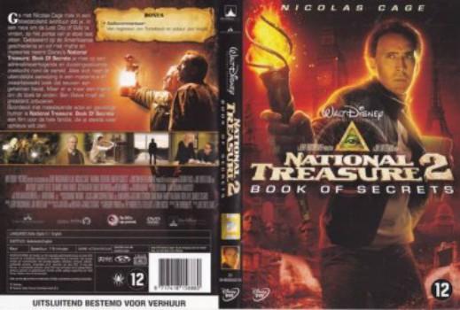 184 National Treasure Book Of Secrets 2007