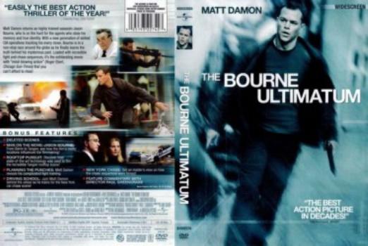 188 The Bourne Ultimatum 2007