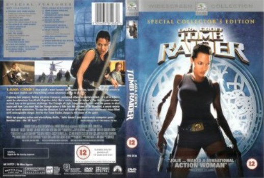 203 Lara Croft Tomb Raider 2001