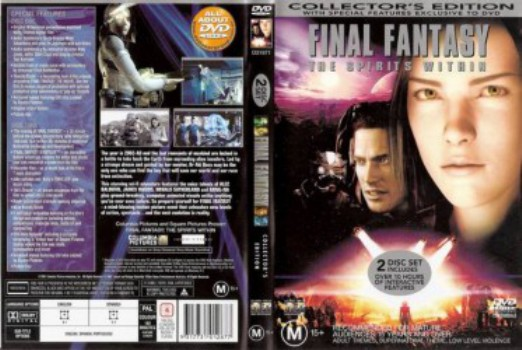 255 Final Fantasy The Spirits Within 2001