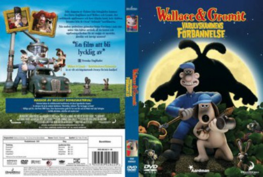 268 Wallace Gromit In The Curse Of The Were Rabbit 2005