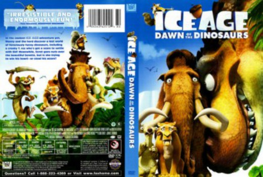 304 Ice Age Dawn Of The Dinosaurs 2009