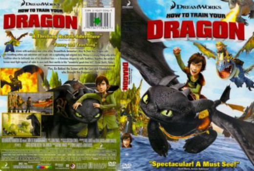 325 How To Train Your Dragon 2010
