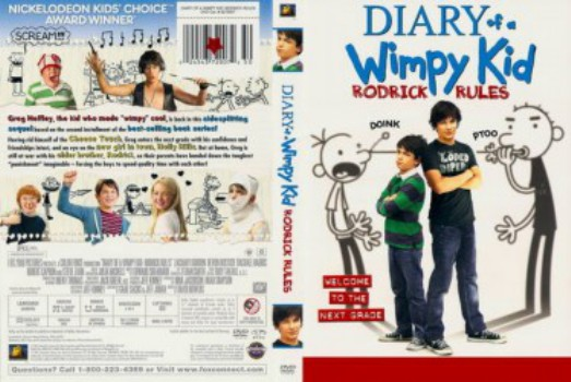 459 Diary Of A Wimpy Kid Rodrick Rules 2011