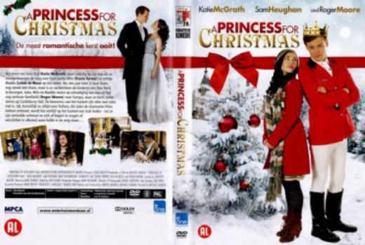 A Princess For Christmas Poster.499 A Princess For Christmas 2011