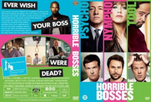 501 Horrible Bosses 2011
