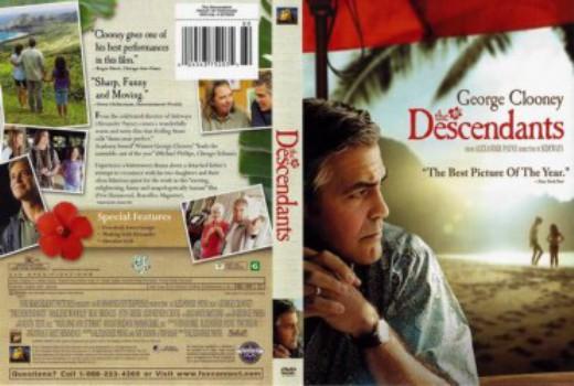 587 The Descendants 2011