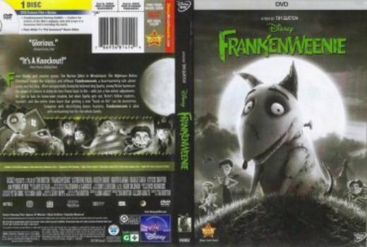 716 Frankenweenie 2012
