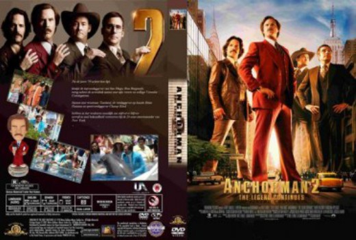 838 Anchorman 2 The Legend Continues 2013