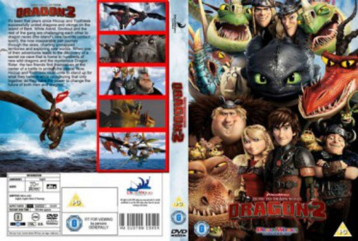 897 How To Train Your Dragon 2 2014