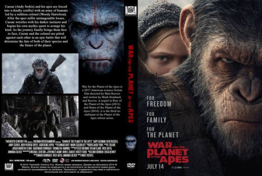 1015 War For The Planet Of The Apes 2017